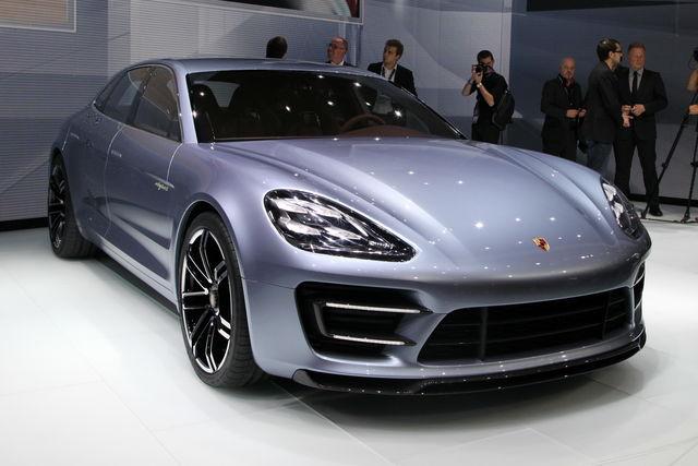 Porsche panamera sport turismo 6