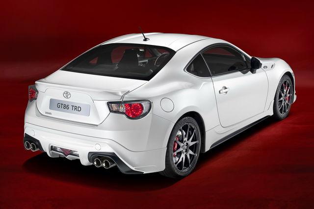Toyota gt86 trd 3