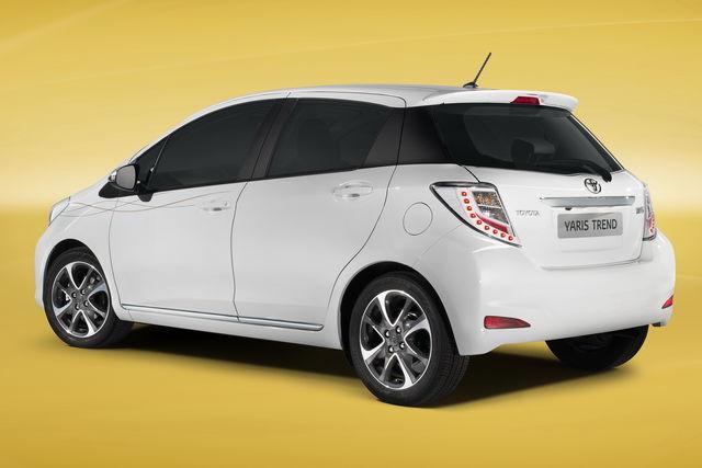 Toyota yaris trend 1