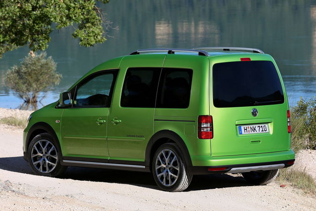 Volkswagen caddy cross 2012 3