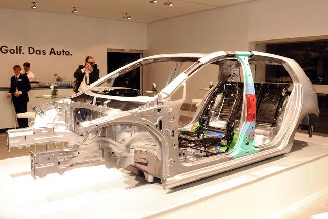 Volkswagen golf 7 presentazione 23
