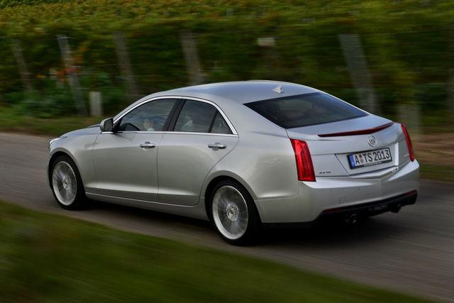 Cadillac ats europa 09