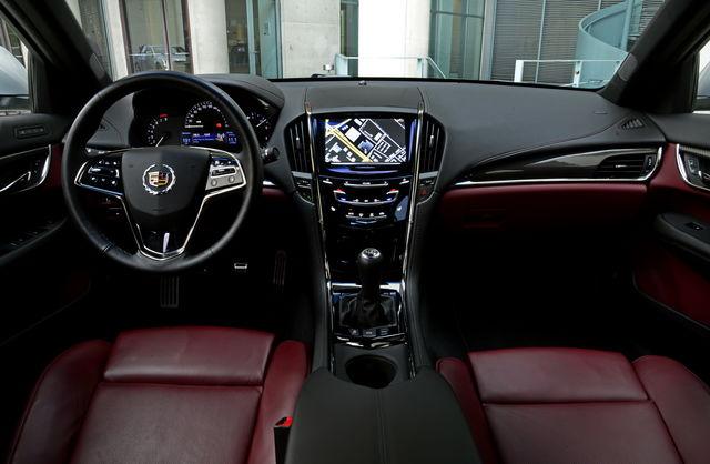 Cadillac ats europa 50