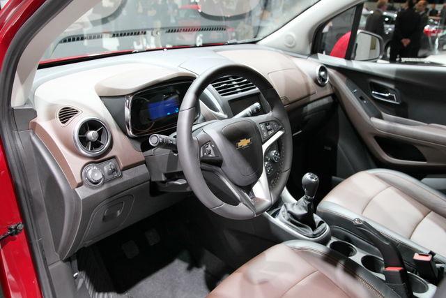 Chevrolet trax parigi 6