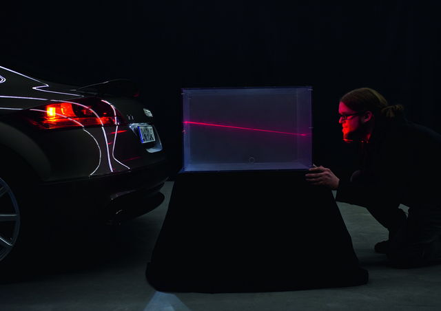Luci laser 04