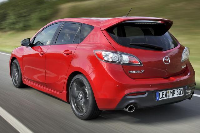 Mazda 3 mps 2012 10