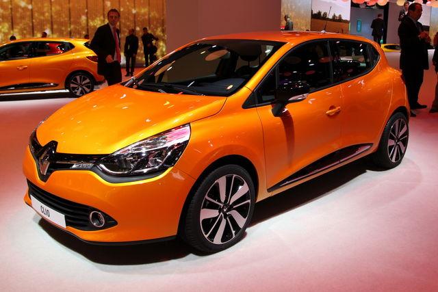 Renault clio parigi 2