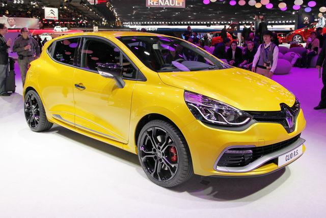 Renault clio rs parigi bis 4