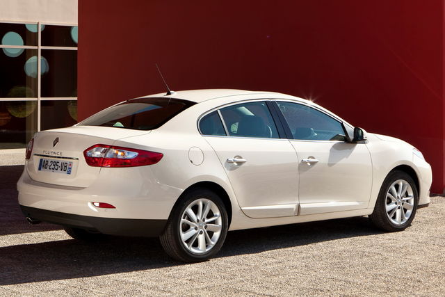 Renault fluence restyling 1