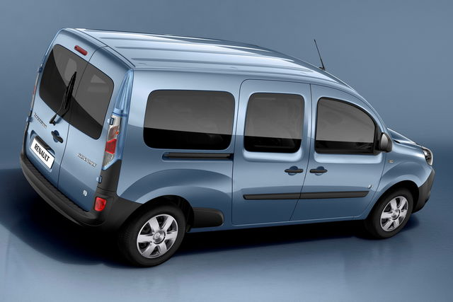 la renault kangoo si rinnova. Black Bedroom Furniture Sets. Home Design Ideas