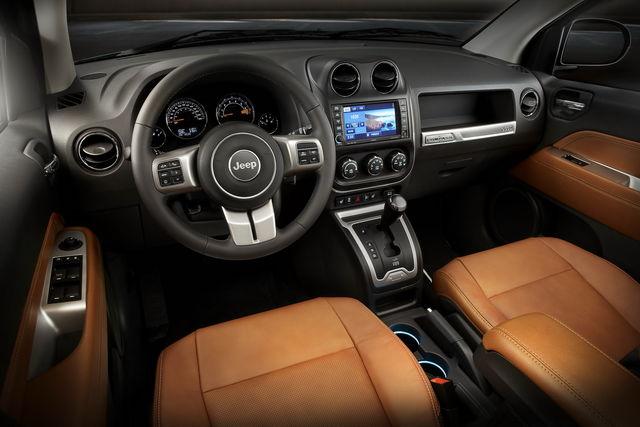 """2017 Jeep Grand Cherokee Laredo >> A fine mese la """"nuova"""" Jeep Compass"""