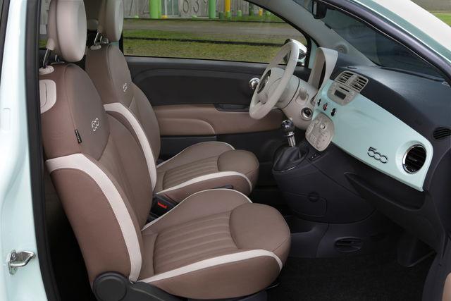 Fiat 500 E Ora L Edizione 2014