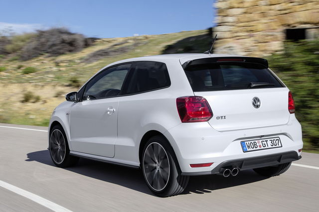 volkswagen polo gti al via la prevendita. Black Bedroom Furniture Sets. Home Design Ideas