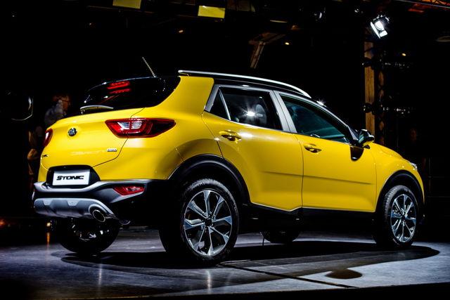Kia Stonic: svelato il nuovo SUV compatto