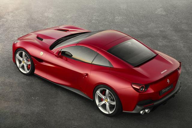 Ferrari Portofino, il Cavallino svela il nuovo gioiello cabrio