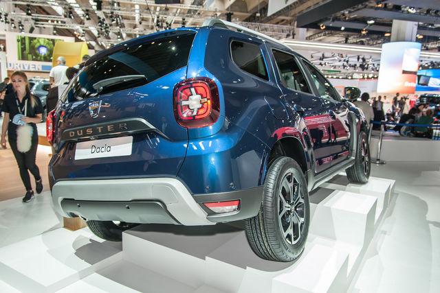 Dacia duster sempre lei ma migliore for Nuova dacia duster immagini