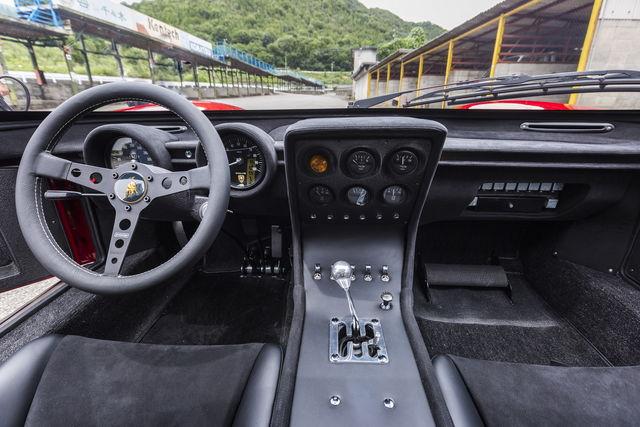 Lamborghini Miura Restaurata L Unica Svr