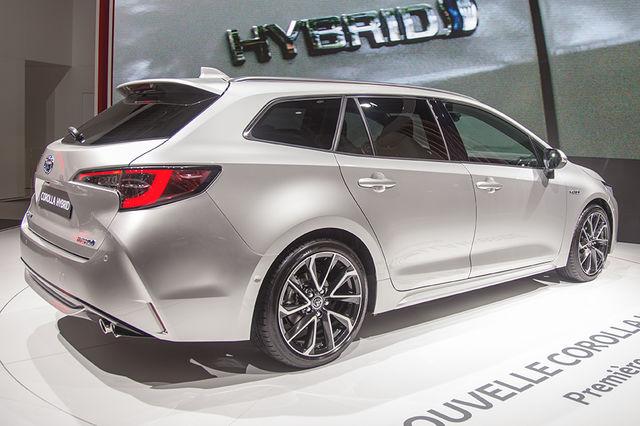Toyota Corolla Nel 2019 Il Ritorno
