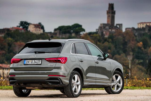 Audi Q3 2019 I Prezzi Partono Da 34200 Euro