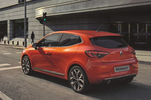ace475e8be Renault Clio: tutta nuova, nel segno della continuità