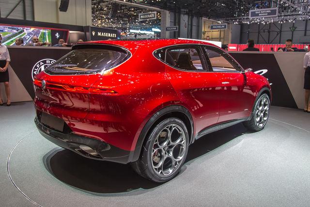 Alfa Romeo Tonale: stile al potere