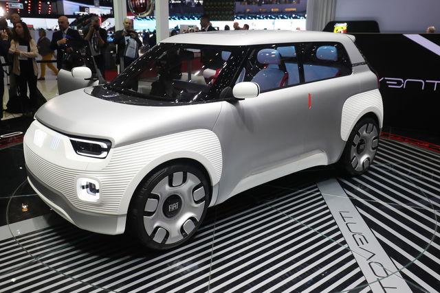 Nel 2020 La Nuova Fiat 500 Elettrica E Niente Erede Per La Punto