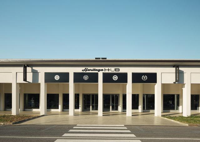 La FCA inaugura l'Heritage Hub Fca-heritage-hub_01