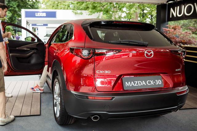 Mazda cx 30 prezzo