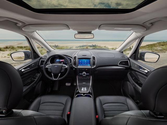 ford-galaxy-2019_6 La Ford aggiorna le S-Max e Galaxy Auto Motori
