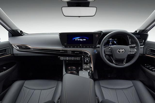 toyota-mirai-concept-2019-10_1 Toyota Mirai: tutta nuova nel 2020 Auto Motori