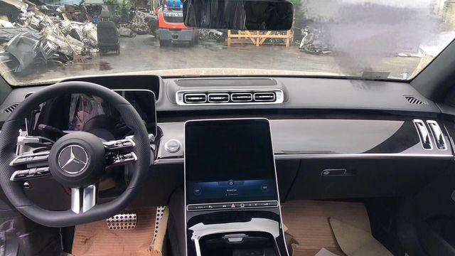 Mercedes Classe S: le foto spia senza veli