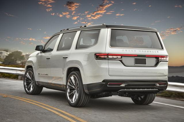 Grand Wagoneer, il lusso secondo la Jeep Jeep-grand-wagoneer-2020-09_09
