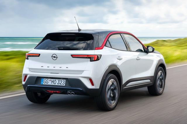 Opel Mokka: diffuso il listino prezzi