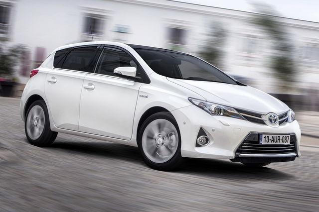 Toyota Auris Prova Scheda Tecnica Opinioni E Dimensioni 1 8 Hsd Lounge