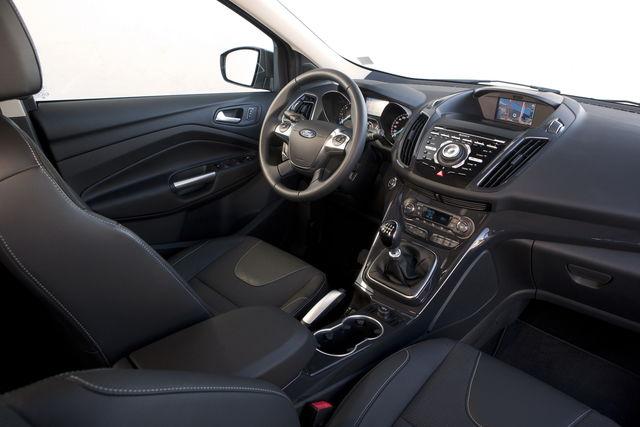 Ford Kuga Prova Scheda Tecnica Opinioni E Dimensioni 2 0