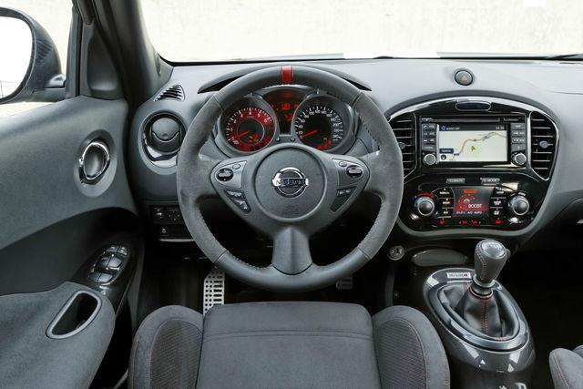 Nissan juke prova scheda tecnica opinioni e dimensioni 1 for Interno qashqai