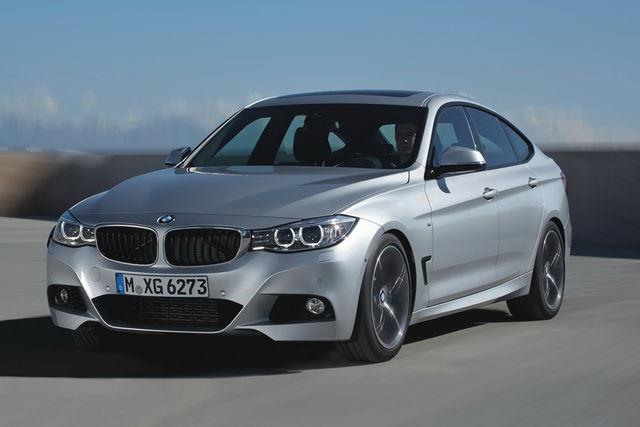 BMW Serie 3 Gran Turismo
