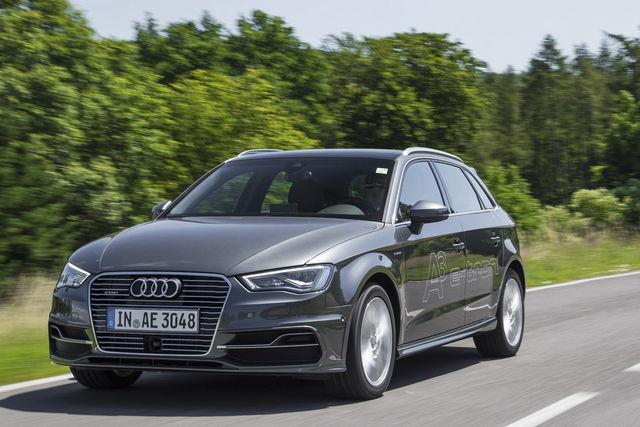 Audi a3 sportback prova scheda tecnica opinioni e for Audi a3 e tron scheda tecnica