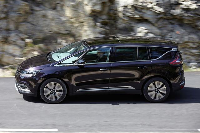Renault Espace prova, scheda tecnica, opinioni e ...