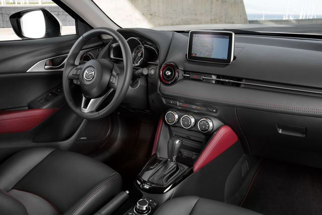 mazda cx 3 prova scheda tecnica opinioni e dimensioni 1. Black Bedroom Furniture Sets. Home Design Ideas