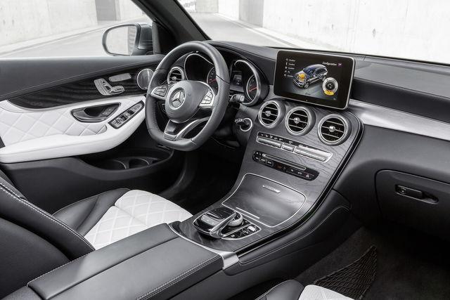 Mercedes Glc Prova Scheda Tecnica Opinioni E Dimensioni