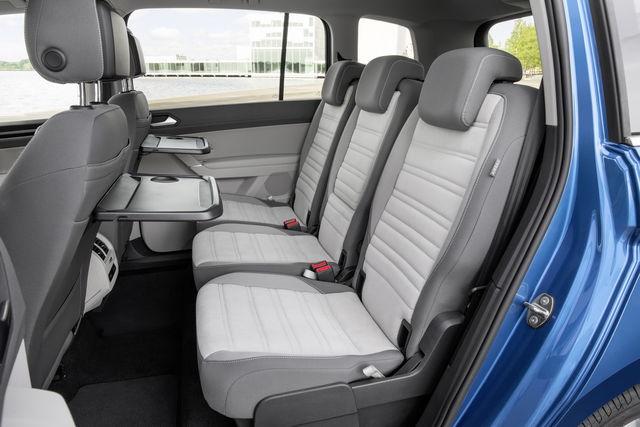 Volkswagen touran prova scheda tecnica opinioni e for Tiguan confortline business
