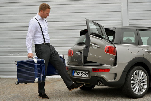 Mini Clubman Prova Scheda Tecnica Opinioni E Dimensioni Cooper S