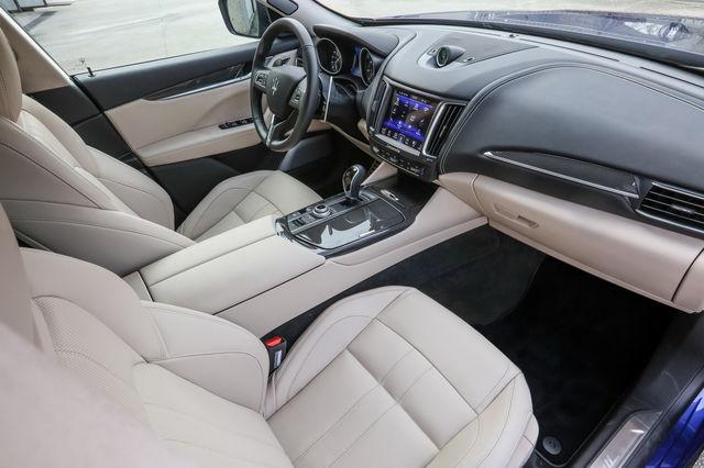 Maserati Levante Prova Scheda Tecnica Opinioni E