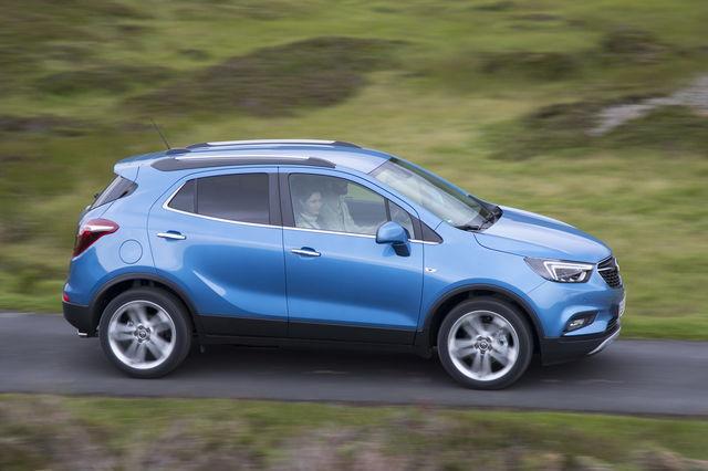 Opel mokka x prova scheda tecnica opinioni e dimensioni - Consumo gpl casa ...