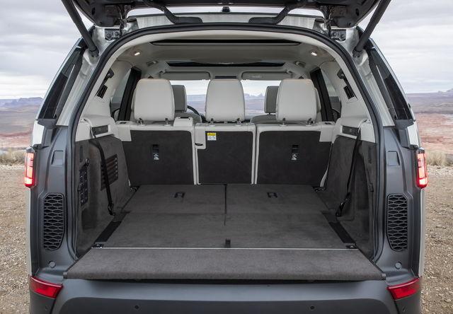 land rover discovery prova scheda tecnica opinioni e. Black Bedroom Furniture Sets. Home Design Ideas