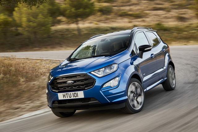 Ford Ecosport Prova Scheda Tecnica Opinioni E Dimensioni