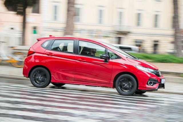 Honda Jazz Prova Scheda Tecnica Opinioni E Dimensioni 15 I Vtec