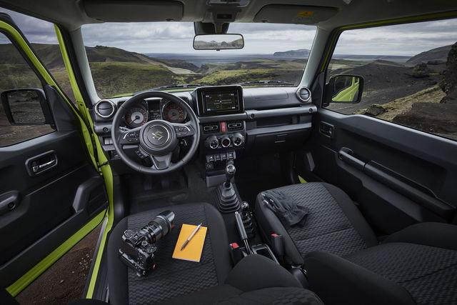 Suzuki Jimny 2018 Dimensioni >> Suzuki Jimny Prova Scheda Tecnica Opinioni E Dimensioni 1 5 5mt