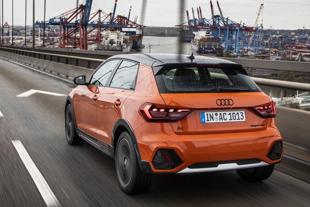 Audi A1 Citycarver Prova Scheda Tecnica Opinioni E Dimensioni 30